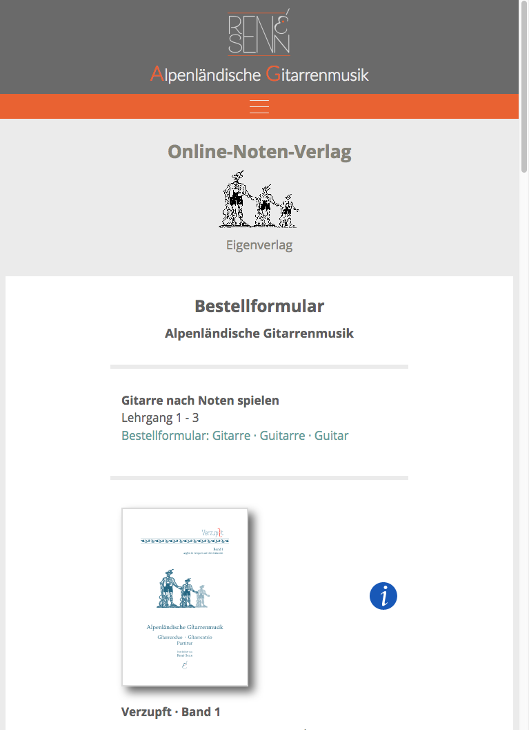 Website: Online-Noten-Verlag